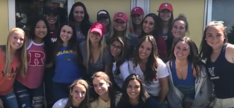 [VIDEO] Senior Decision Day 2018