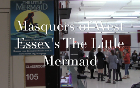 """[Video] Behind the Scenes at Masquers of West Essex's """"The Little Mermaid"""""""