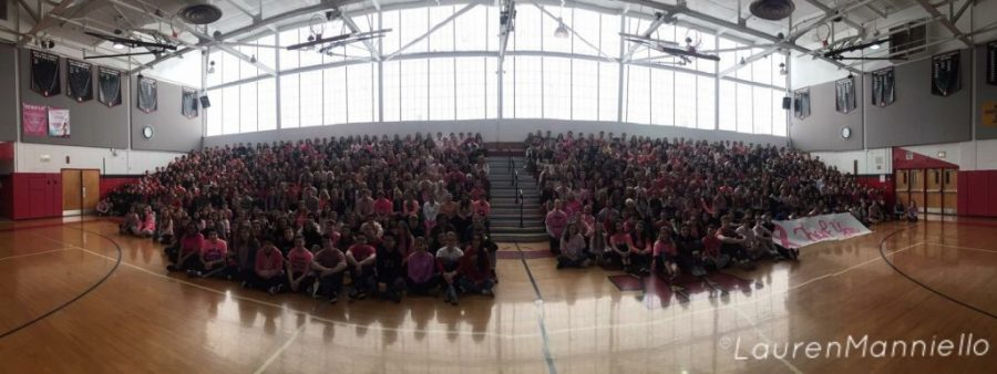 West Essex Honors Dr. Pryor In Pink