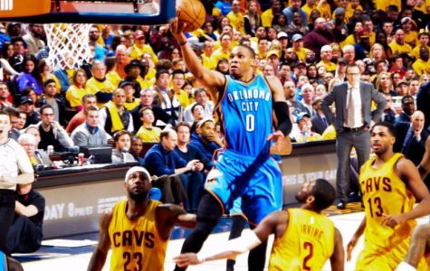 Westbrook solidifies his case for NBA MVP