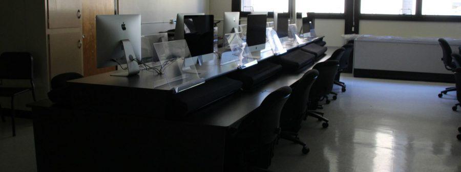 Arts go digital in new Mac computer Lab