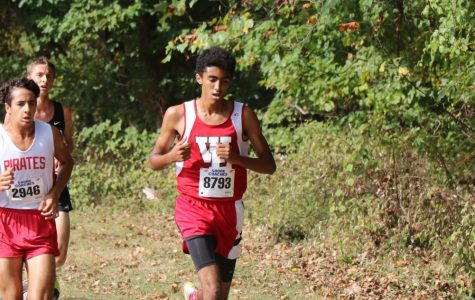 Cross Country runs through the fall competition