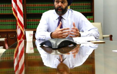 Alumnus makes history as N.J. attorney general