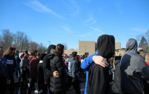 West Essex students walk out, stage day of action on one month anniversary of Parkland shooting