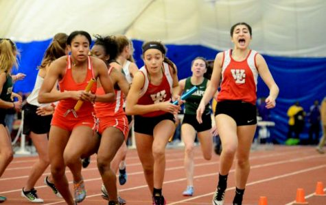 Girls track hopes to carry success into nationals