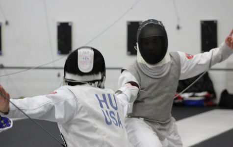 Fencing: A winning approach to 'physical chess'
