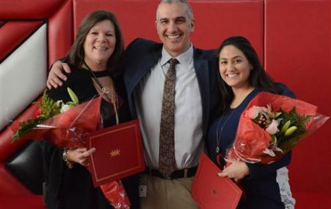 Colabelli and Cherny: Educators of the Year