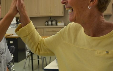 After being an educator for over 30 years, beloved cooking teacher Ms. Maw is retiring.