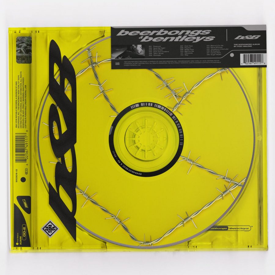 "Review: Post Malone's ""Beerbongs & Bentleys"" – The Wessex Wire"