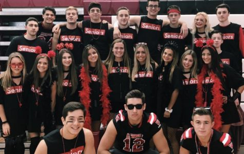 2018 Color Day brings in school spirit