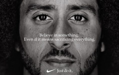 Kaepernick commercial increases Nike sales