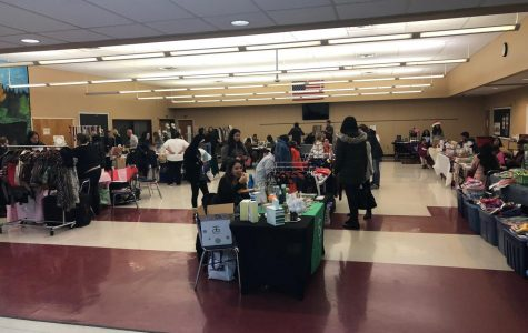 Key Club Holiday Vendor Fair Gives back to Local Businesses