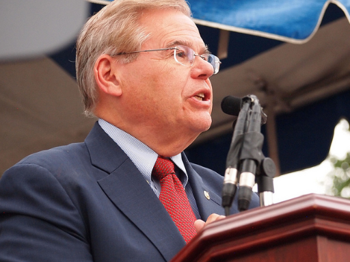 (Photo courtesy of May S. Young (CC BY-SA 2.0)) Sen. Bob Menendez is running for reelection for a third full term in the U.S. Senate.