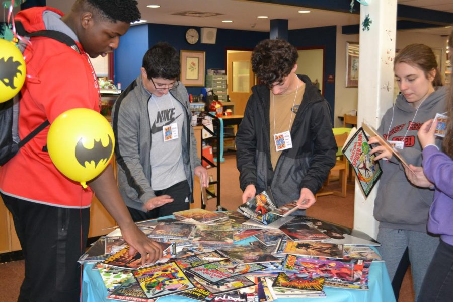 Sights from West Essex's Comic Con 2019