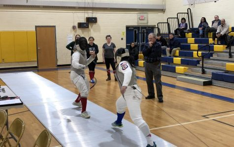 Fencing continues to slice through the stereotypes