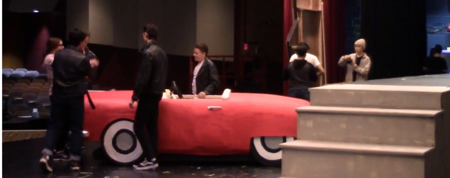 "[VIDEO] Masquers: ""Grease"" Production"