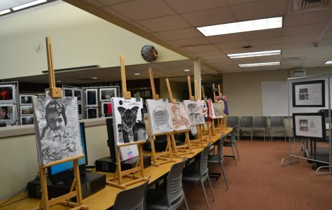 Students showcase artwork in annual Art Show
