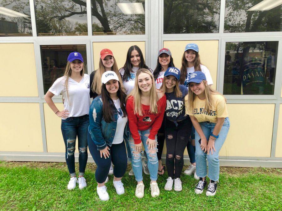 Seniors rock Decision Day 2019