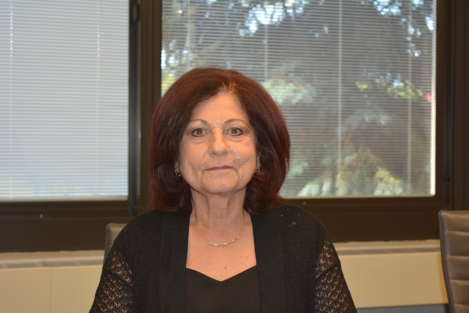 (Photo courtesy of Lisa Dyer) Superintendent Barbara Longo is retiring after 28 years in the district.
