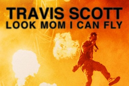 Travis Scott documentary 'flies' to Netflix