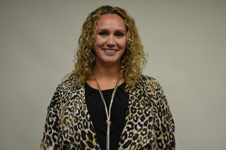 Assistant principal begins her West Essex journey
