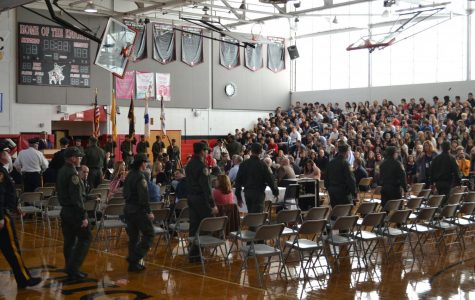 West Essex hosts 1st veterans assembly