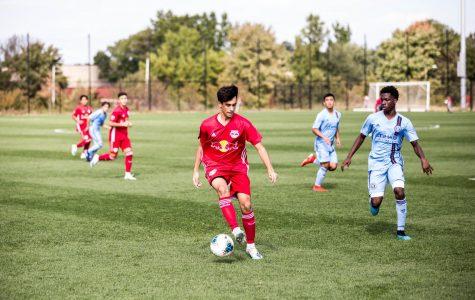 Nico Rosamilia has big goals for the future