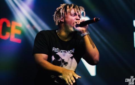 Rap world shocked at Juice WRLD's sudden death