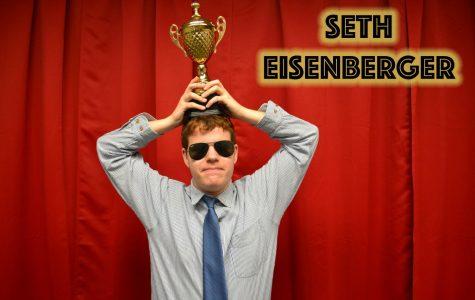 Seth Eisenberger
