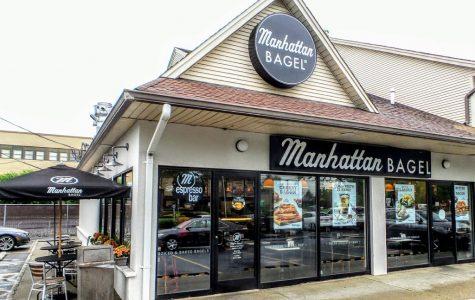Manhattan Bagel Fairfield