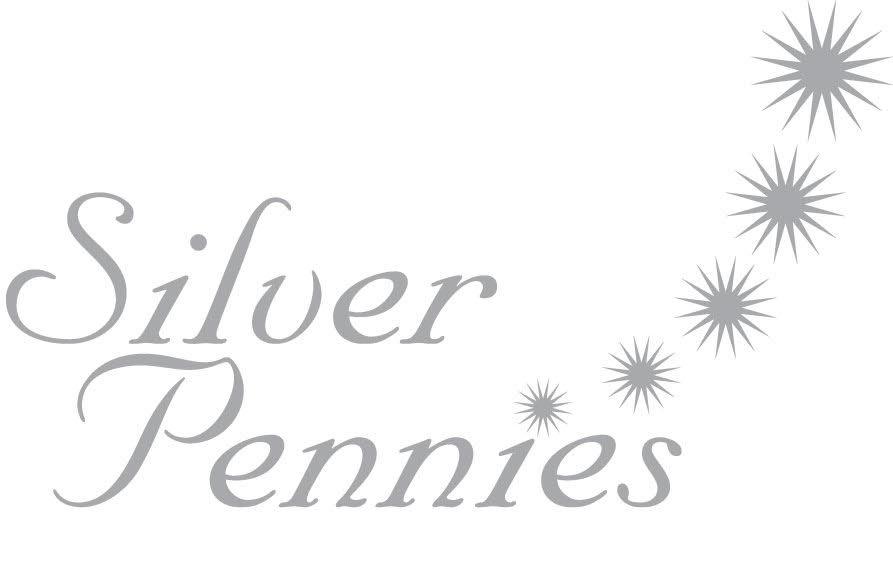 Silver Pennies Consulting business logo.