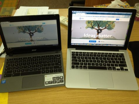 OPINION: Despite tech problems with Chromebooks, students must show patience