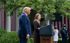 In an White House ceremony on Sept. 26, Judge Amy Coney Barrett was introduced by President Trump as the official Supreme Court nominee.