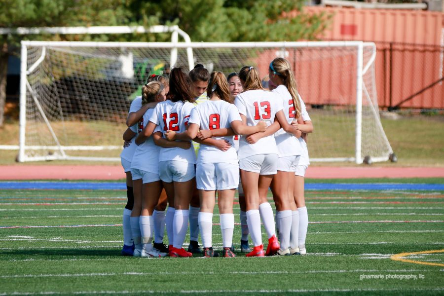 West Essex Girls Soccer finishes successful season in top flight