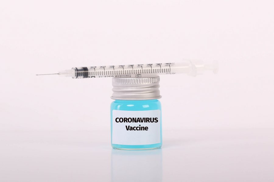 Two companies, Pfizer and Moderna, announce significant COVID-19 vaccine advances.