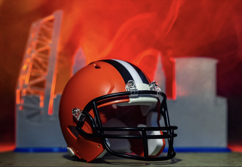 The Cleveland Browns made history during the 2020 NFL Season.