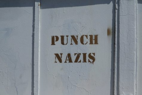 "The phrase ""Punch Nazis"" has been elevated from counterprotest message to Internet meme, but how much do people actually mean what they say?"