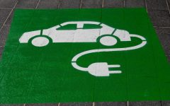 Car companies are promising an all-electric future