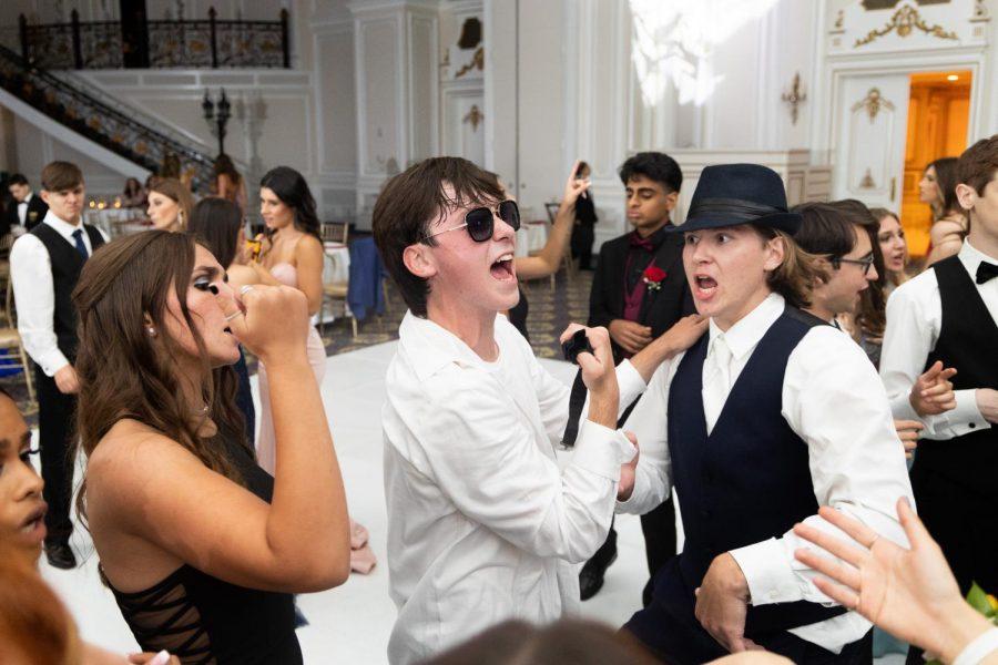 Scenes from 2021 Junior Prom