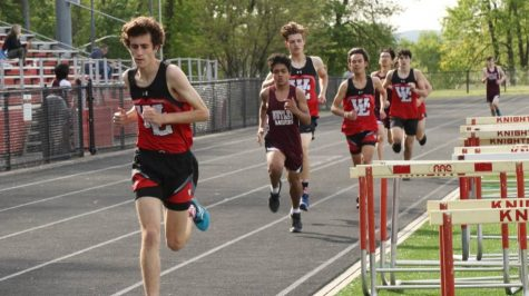 Spring track Q&A with Sam Goldstein