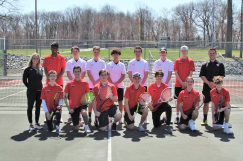 Boys tennis Q&A with Eli Boshak