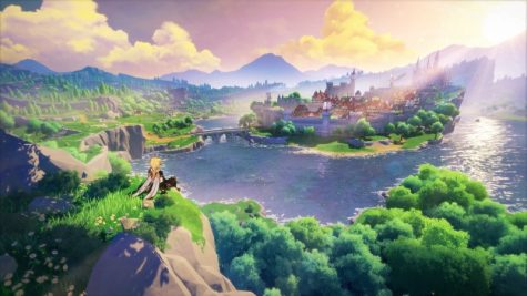 Genshin Impact is a sprawling open-world fantasy adventure with tons of ground to explore.