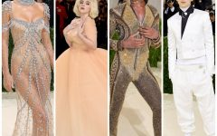 Celebrities stepped out onto the red carpet wearing their best looks for the 2021 Met Gala.