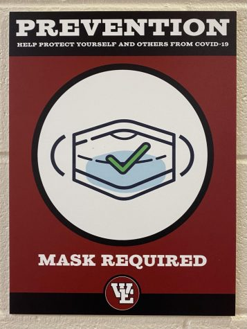 OPINION: Wearing masks is a necessary part of staying in school