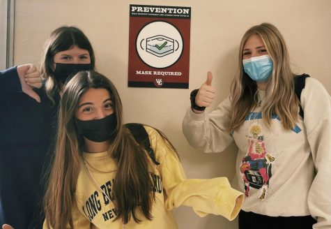 What WE Think: Students discuss mask-wearing in school